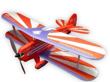 Hacker Pitts Special S1 red  ARF