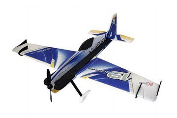 Edge 540T Cool Blue EPP RC Factory
