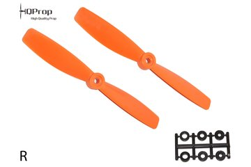 Bullnose 4x4.5 Propeller 2CW orange (2)