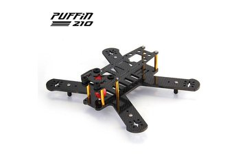 FPV Drone Race Carbon Frame Puffin 210