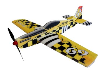 Mustang Gelb M+N Twisted Racer - RC Factory