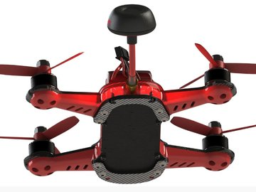 Vortex 150 Mini Racing Quadcopter FPV