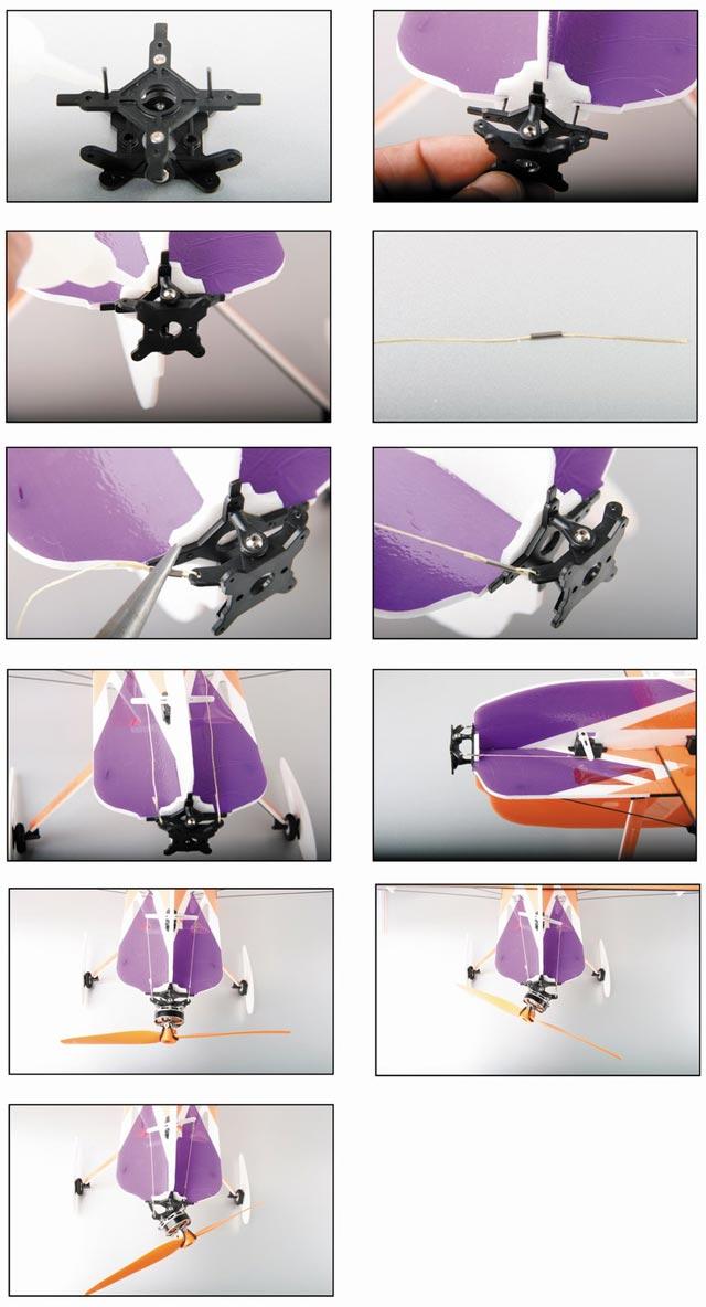 Vector Schub System
